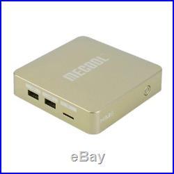 LOT 20 HM8 Smart TV Box 4K HDMI Android 6.0 S905X 2.0GHz Quad Core 1G+8G WIFI BT