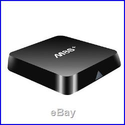 LOT 5 Quad Core Smart TV BOX Full Load 4K Android 6.0 MXQ Pro M8S Movies HDMI @