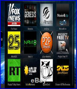 Latest M8 Quad Core Android 4.4 TV Box Smart Mini PC XBMC Fully Loaded Wifi 5G