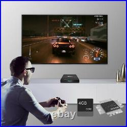 Lot 10/20 X96 Air 4GB/64GB 8K UHD Dual WiFi Bluetooth Android 9.0 Smart TV Box