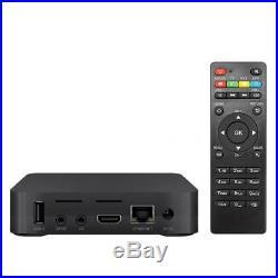 Lot 5x 4K RK3229 Android 6.0 Quad Core HD 1080P WiFi H. 265 3D Smart TV Box L0H2