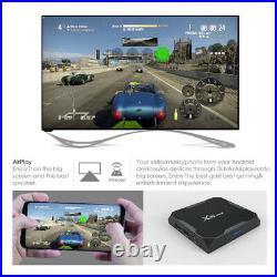 Lot of 10 Units X96 Max+ S905-X3 64GB 4GB 8K Android 9.0 Dual WiFi 5.0 BT TV Box