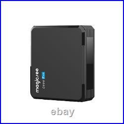 MAGICSEE C500 PRO S2X WiFi Android 9.0 Smart-TV-Box Satelliten-TV-Empfänger