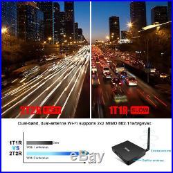 MEC00L K7 S905X2 Network Set Top Box Android 9.0 4GB DDR4 64GB ROM TV BOX