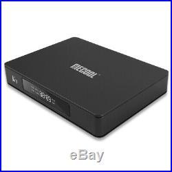 MECOOL K7 4K Voice Remote TV Box Amlogic S905X2 Android 9.0 4GB+64GB Dual WiFi