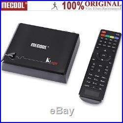 MECOOL KI PRO TV Box Android 7.1 4K HD Media Player Quad Core Cortex A53 CPU 5