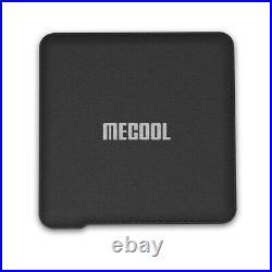 MECOOL KM1 Amlogic S905X3 TV Box Android 9.0 16GB 32GB 64GB Voice Control TV Box