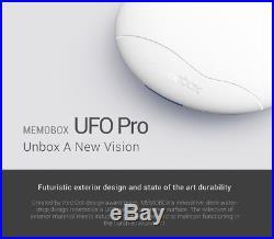 MEMOHI MEMOBOX UFO Pro Android 6.0 Smart TV Box Amlogic Quad Core 64bits IPTV wi