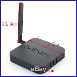 MINIX NEO U1, 64-bit Quad-Core Media Hub for Android 2GB/16GB/4K/XBMC TV Box