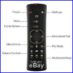 MINIX NEO U1 Smart Android TV Box WiFi HDMI Streaming Media Player + A3 Remote