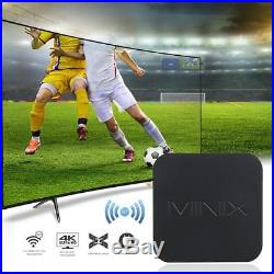 MINIX NEO U9-H Smart TV Box Android 6.0.1 Quad Core 2G+16G WIFI BT Media Player