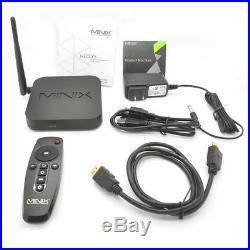 MINIX NEO X6 Android TV BOX Quad-Core 1080P WiFi Bluetooth KODI17 SALE