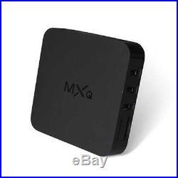 MXQ Amlogic S805 Android 4.4 Quad Core 8GB XBMC 1080P WiFi KODI Smart TV Box
