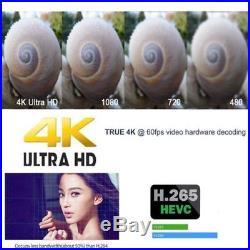 MXQ PRO KODI 18 3GB+32GB 4K TV BOX Android 7.1 Quad Core Smart Media Player AU