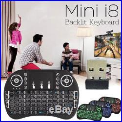 MXQ PRO KODI18 3 & 32 4K TV BOX Android 7.1 Quad Core Media Player +Keyboard