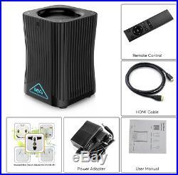 MXQ TV Box 4K Smart Android Alexa Voice Quad Core S905X Wifi 128 GB 8GB HDMI