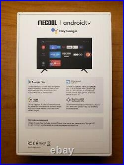 Mecool KM6 Deluxe Google TV Certified Android 10 Amlogic S905X4 4G 64G 4K H. 265