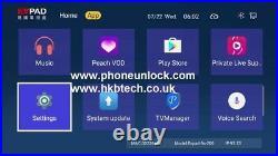 NEW EVPAD5 S Ai Voice 2GB/16GB HK CN EVPAD TV BOX TVPAD UK POST