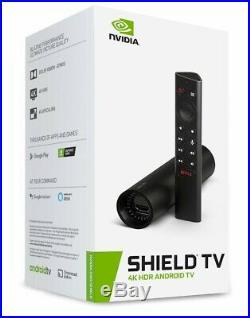 NEW Sealed Nvidia Shield Android TV Tube 8GB 4K HDR Streaming Media Player