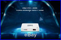 NEW UNBLOCK TECH TV BOX UPROS UBOX Android 4K TV Box Channels GEN 7 US