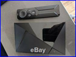 NVIDIA SHIELD TV 4K HDR Streaming Media Player (2017) In Box No Controller