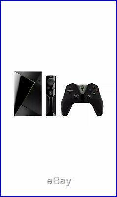 NVIDIA SHIELD TV Console 16GB Android TV Box+Controller+Remote 4K