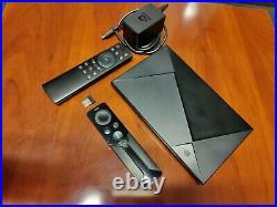 NVIDIA SHIELD TV P2571 4K HDR 16G Streaming Media Player Black -Tested