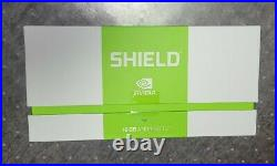 NVIDIA SHIELD TV Streaming Media Player with Remote Control and Factory Box