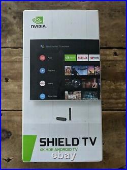 NVIDIA Shield 4k HDR Android TV P3430 Original Box All Accessories