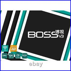 New Latest 2019 Boss TV V3 Version 3 TV Box Global Network TV US Compatible