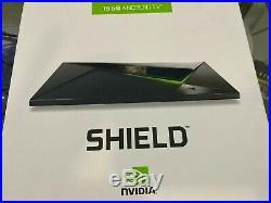 Nvidia Shield 16 GB Android TV Box with Controller +32gb microsd PLEX Server Sup