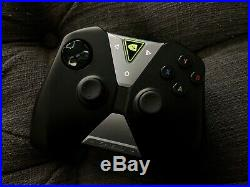 Nvidia Shield 16 GB Android TV Box with Controller And Bonus SD Card