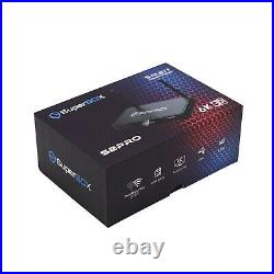 Official Superbox S2 Pro 6k Android TV Box LIVE TV/PPV/NFL/NBA/NHL/MMA