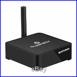 Original SUPERBOX S1 PRO 2G 16G TV BOX S1PRO Android 7.0 Set top box + Keypad