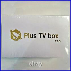 Original Sealed 2021 Model Global Plus TV Box Pro 4K. DUAL BAND. 4GB/8GB