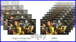 Original Xiaomi MI TV BOX3 Smart 4K Ultra HD 2G 8G Android 8.0 Movie WIFI Google