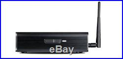 P PLATE Q10 Android 4.4 XBMC 3D Smart TV Box H. 265 HEVC Quad Core CPU Media