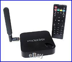 PROBOX2 EX+ Smart TV Box Android 5.1 Lollipop 4K2K Ultra HD Video Quad Core