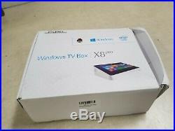 PiPo X8 Pro 2GB+32GB 7 Windows 10 Android 5.1 TV Box Mini PC Intel Quad Core TF