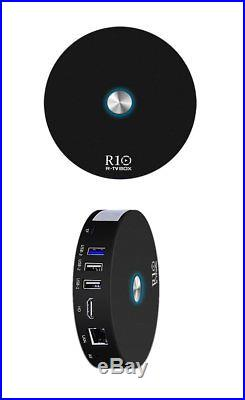 R-TV BOX Rockchip 3328 R10 4G RAM 32G ROM Quad-core 64-Bit Android 7.1.2 USB 3.0