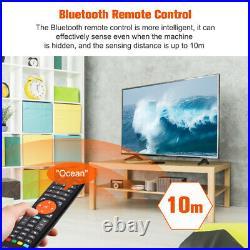 ROM Quad Core 3D 4K Dual WiFi 2.4/5G Smart TV BOX DVB-S2/T2 Satellite Receiver