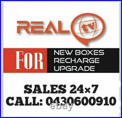 Real Tv Box Recharge Works On Any Realtv