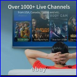 SUPERBOX S1 PRO Android TV BOX (NO MONTHLY FEE) 6K 60fps English / Spanish