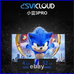 SVICLOUD 3PRO 8K 4GB+ 32GB TV Box//