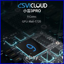 SVICLOUD 3PRO 8K UHD 4GB 32GB TV Box// Fun tv Chinese