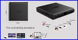 Smart TV Box Amlogic S905X T95X Android 6.0 Quad Core Media Player 1G/2G +8G LOT