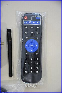 Smart TV Box Android 9.0 TOX1 4GB 32GB Amlogic S905X3 Dual Wifi 1000M BT4.2 4K