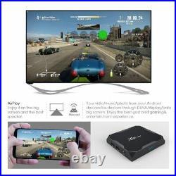 Smart TV Box Android 9.0 X96 Max Plus 4GB 64GB 32GB Amlogic S905X3 Quad Core