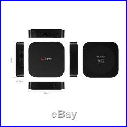 Smart TV Box Mini PC Intel Quad Core Dual OS Windows 10 & Android 4.4 2GB/32GB