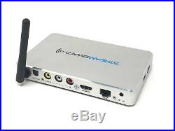Streamsmart S4 ANDROID TV Box Dual Wifi by MBX Model M201